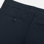 Женские брюки Carhartt WIP X' Sid Trabuco Stretch Twill Duke Blue Rinsed фото- 3