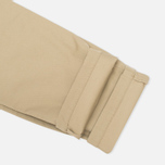 Женские брюки Carhartt WIP X' Sid Trabuco Stretch Twill Safari Rinsed фото- 4