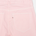 Maison Kitsune Casual New Skinny Women's Trousers Pink photo- 1
