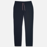 Женские брюки Maison Kitsune Crepe Fancy Dark Navy фото- 0