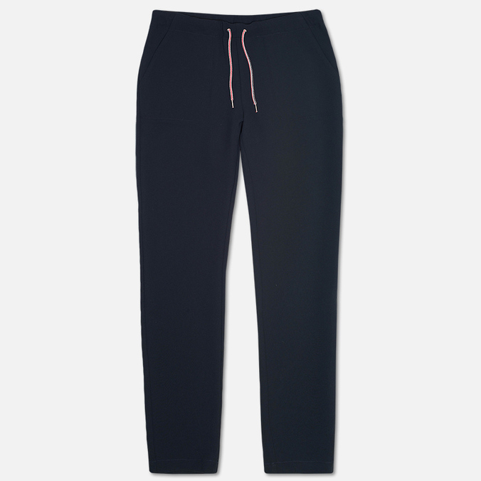 Женские брюки Maison Kitsune Crepe Fancy Dark Navy