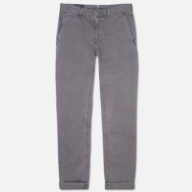 Мужские брюки Woolrich Classic Fit Chino Grey