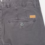 Мужские брюки Woolrich Classic Fit Chino Grey фото- 1