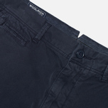 Мужские брюки Woolrich Classic Fit Chino Navy фото- 2