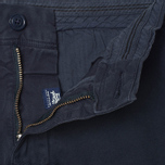 Мужские брюки Woolrich Classic Fit Chino Navy фото- 3