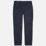 Мужские брюки Woolrich Classic Fit Chino Navy фото- 0