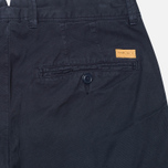 Мужские брюки Woolrich Classic Fit Chino Navy фото- 1