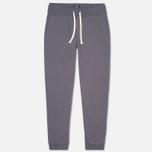 Woolrich Cuffed Fleece Men`s Trousers Grey photo- 0