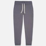 Мужские брюки Woolrich Cuffed Fleece Grey фото- 0