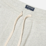 Мужские брюки Woolrich Cuffed Fleece Light Grey фото- 3