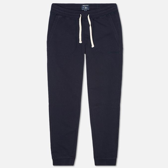 Мужские брюки Woolrich Cuffed Fleece Navy