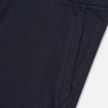 Woolrich Cuffed Fleece Men`s Trousers Navy photo- 2
