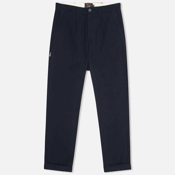 Мужские брюки Woolrich Woolen Mills Dudley Seersucker Navy