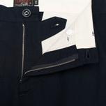 Мужские брюки Woolrich Woolen Mills Dudley Seersucker Navy фото- 3