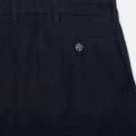 Мужские брюки Woolrich Woolen Mills Dudley Seersucker Navy фото- 1