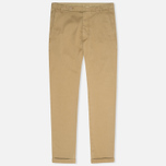 Мужские брюки YMC Slim Fit Slender Legged Khaki фото- 0