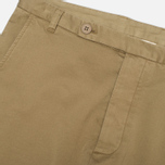 Мужские брюки YMC Slim Fit Slender Legged Khaki фото- 3