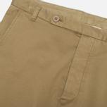 YMC Slim Fit Slender Legged Men`s Trousers Khaki photo- 3