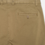 Мужские брюки YMC Slim Fit Slender Legged Khaki фото- 1