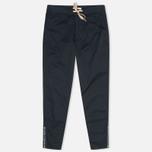 Мужские брюки YMC Trackie Bottom Navy фото- 0