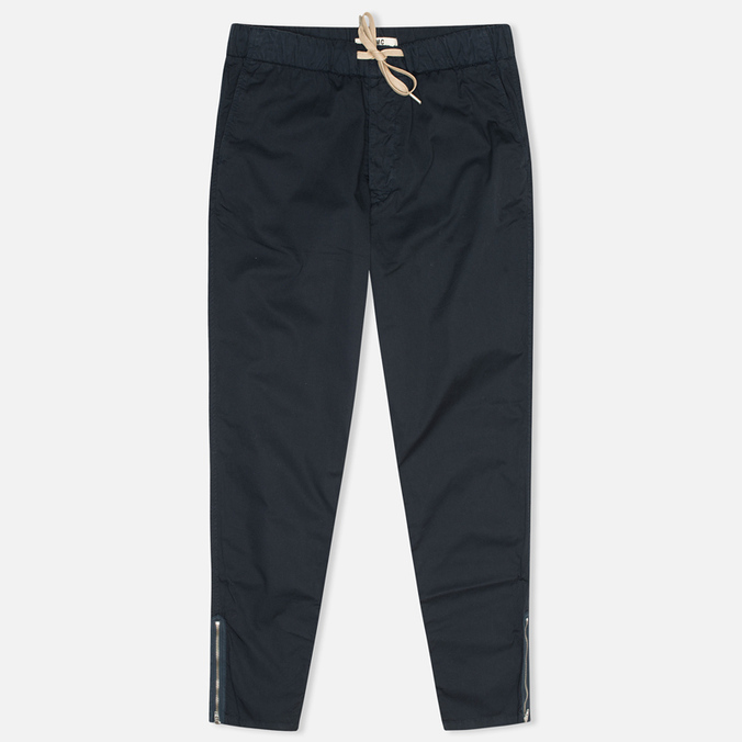 YMC Trackie Bottom Men`s Trousers Navy