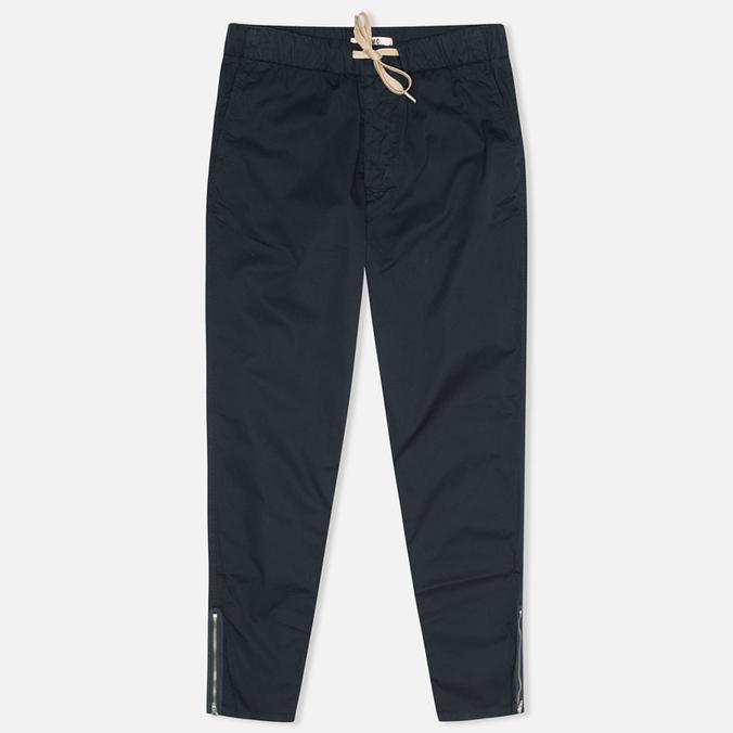 Мужские брюки YMC Trackie Bottom Navy