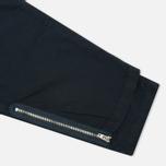 Мужские брюки YMC Tapered Chino Navy фото- 3