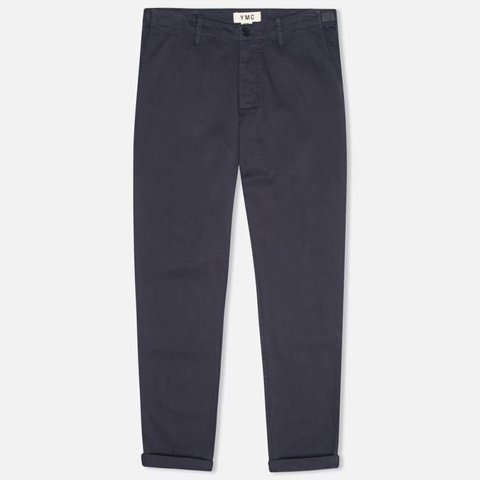 Мужские брюки YMC Work Chino Navy