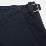 Мужские брюки YMC Work Chino Navy фото- 3