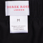 Мужские трусы Derek Rose Closed Jack Hipster Black фото- 2