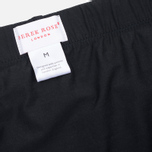 Derek Rose Closed Jack Mid Men's Briefs Black photo- 3