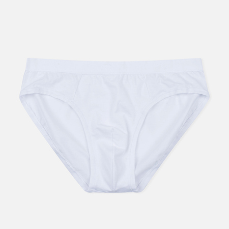 Мужские трусы Derek Rose Closed Jack Mid Brief White