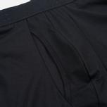 Derek Rose Jack Stretch Trunk Men's Boxer Briefs Black photo- 2