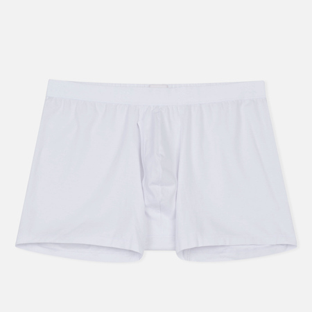 Мужские трусы Derek Rose Jack Stretch Trunk White