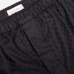 Мужские трусы Derek Rose 6050 Lombard 4 Modern Fit Boxer Black фото- 1