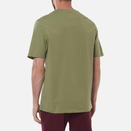 Мужская футболка Lyle & Scott Relaxed Pocket Moss