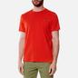 Мужская футболка Lyle & Scott Plain Regular Fit Burnt Orange фото - 2