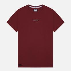 Мужская футболка Weekend Offender WO AW21 Morello