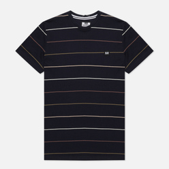 Мужская футболка Weekend Offender Cable Beach Navy