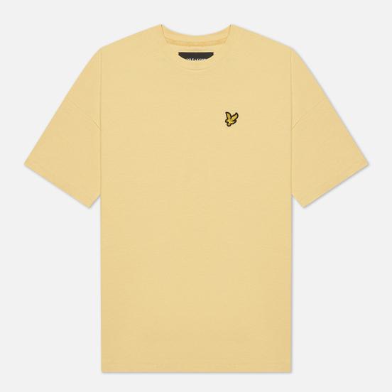 Женская футболка Lyle & Scott Oversized Sun Daze