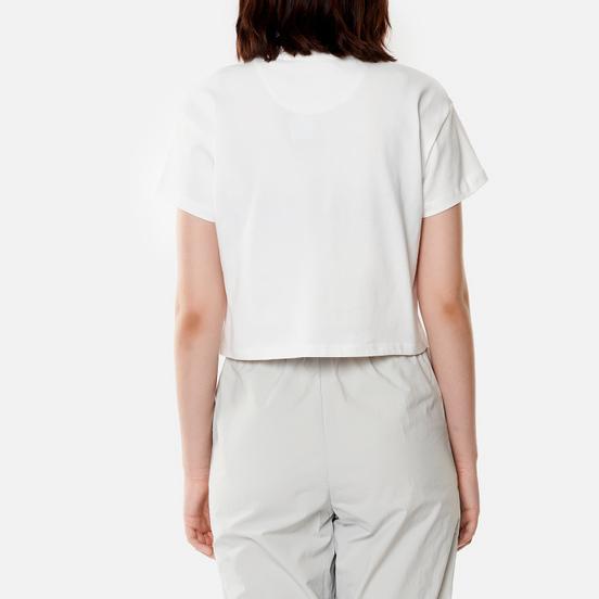 Женская футболка Lyle & Scott Cropped White