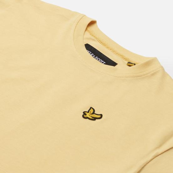 Женская футболка Lyle & Scott Cropped Sun Daze