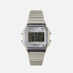 Наручные часы Timex T80 Expansion Silver/Silver