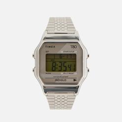 Наручные часы Timex T80 Silver