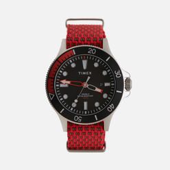 Наручные часы Timex Allied Coastline Silver/Red/Black