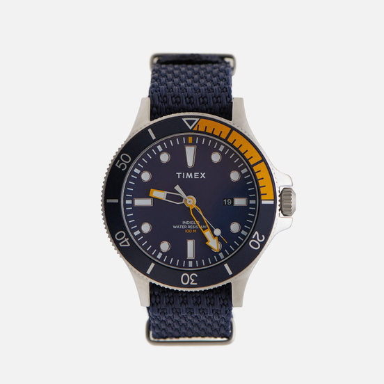 Наручные часы Timex Allied Coastline Silver/Navy/Navy