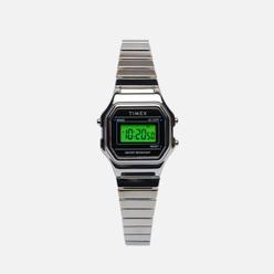 Наручные часы Timex Classical Digital Mini Silver/Silver/Black