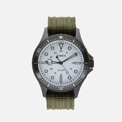 Наручные часы Timex Navi XL Gunmetal/Green/White