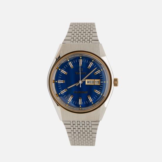 Наручные часы Timex Q Timex Falcon Eye Silver/Silver/Navy
