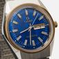 Наручные часы Timex Q Timex Falcon Eye Silver/Silver/Navy фото - 2